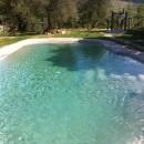 Un'altra veduta della piscina