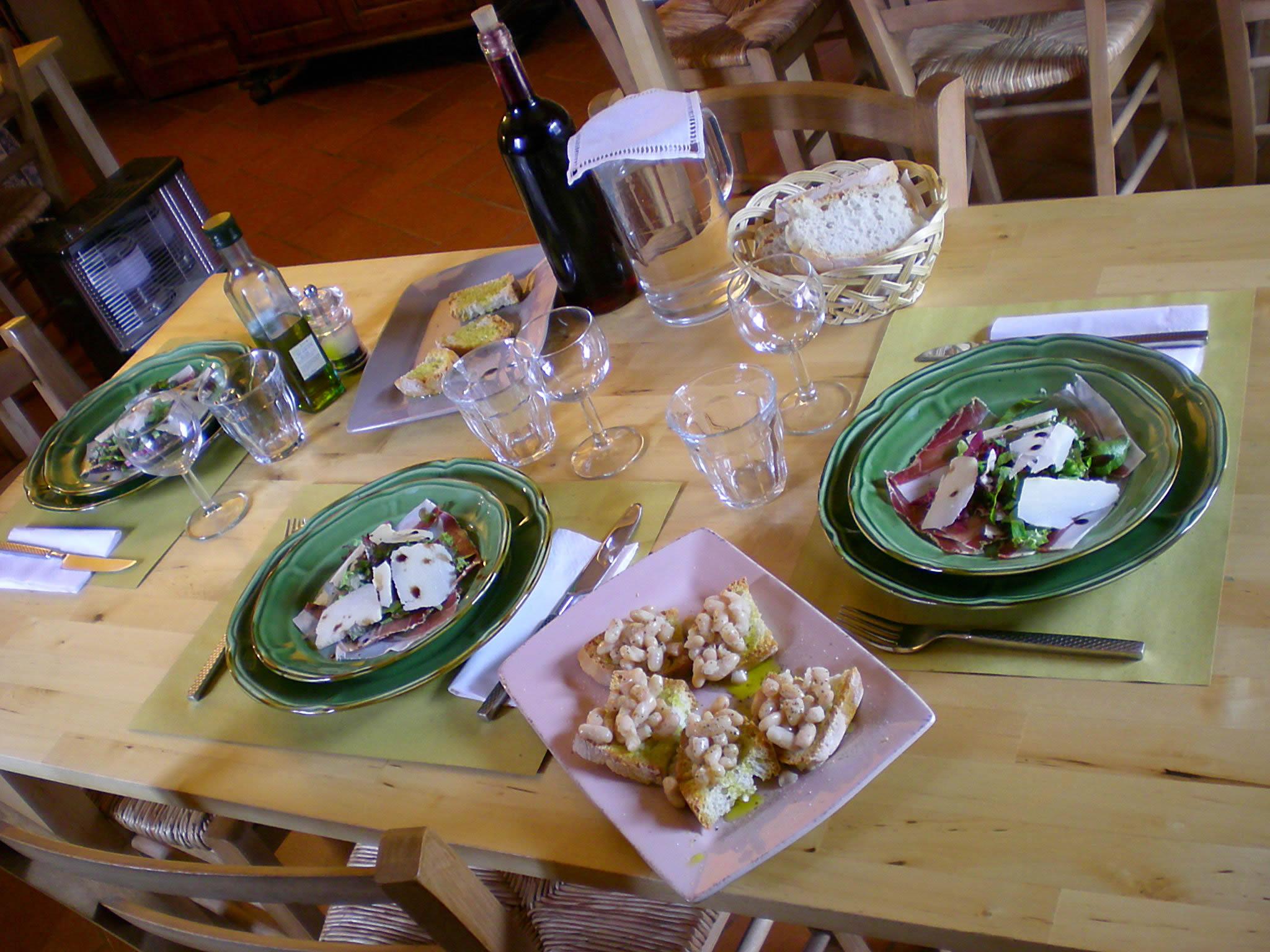 Sala da pranzo agriturismo podere le pialle - Foto sala da pranzo ...